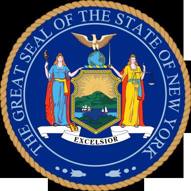 New York NY State Flag