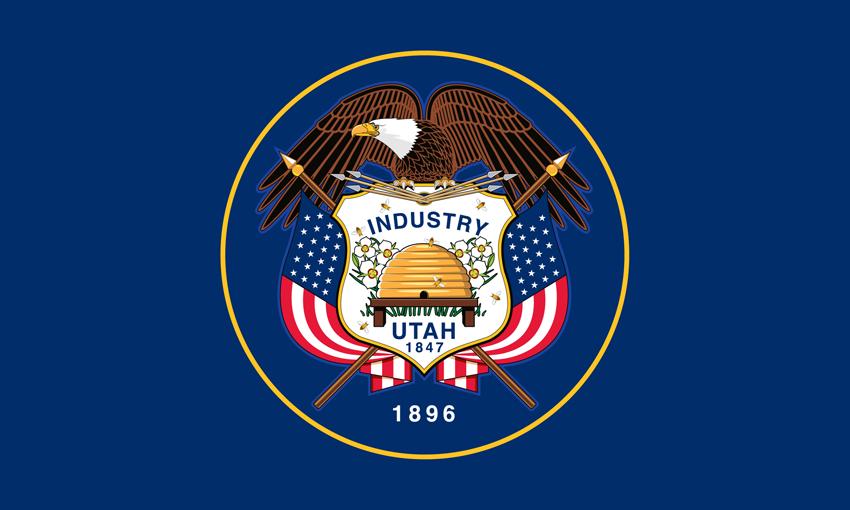 Utah UT Flag
