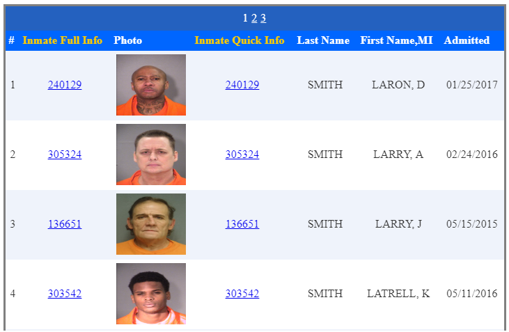 Arizona Inmate Search - AZ Department of Corrections Inmate Locator