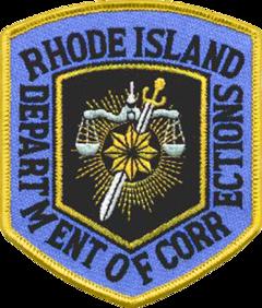 Rhode Island department of corrections