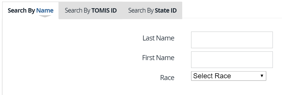 Tennessee inmate search