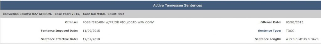 Free Tennessee Inmate Search