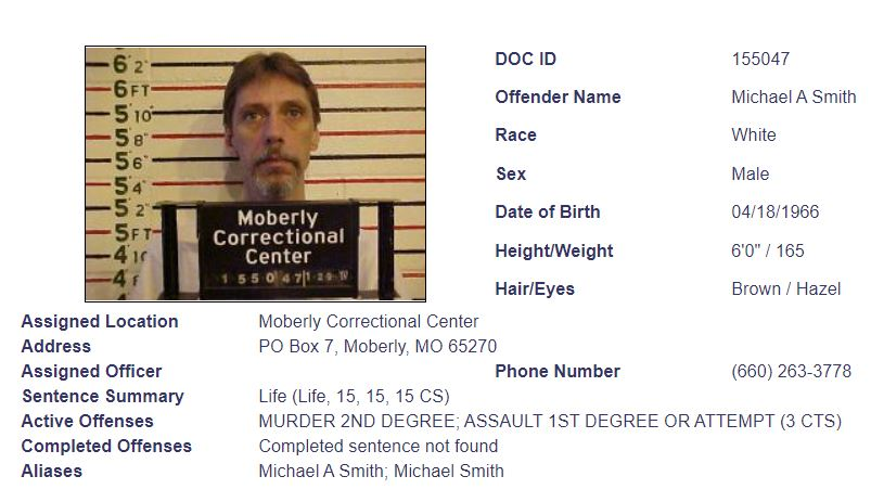 MO Inmate Information